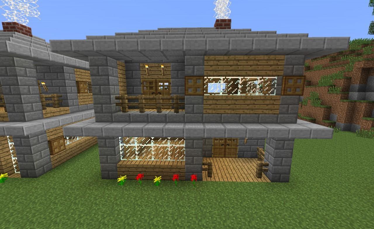 Case Moderne Minecraft : Moderne minecraft häuser laden sie apk für android herunter