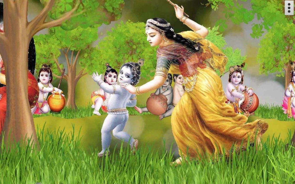 Krishna jayanthi 2017 hd photoshop