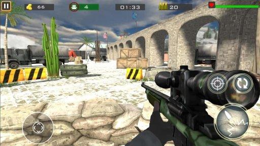 Counter Terrorist - Gun Shooting Game screenshot 1