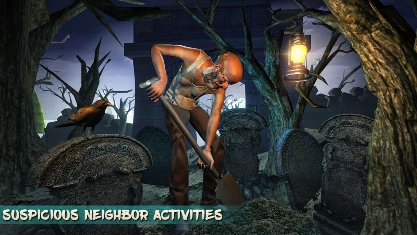 angry neighbor android