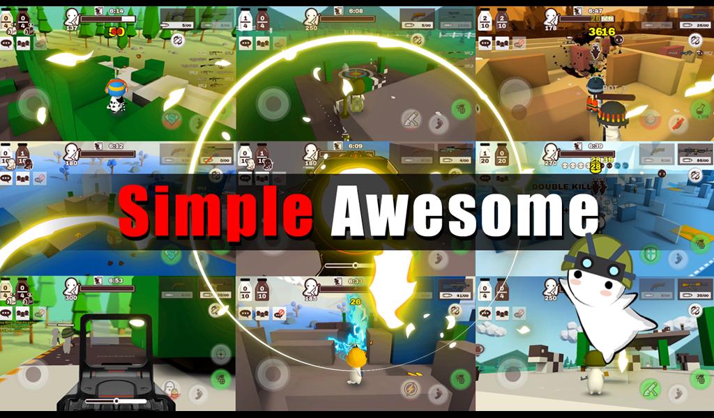 MilkChoco - Online FPS screenshot 16