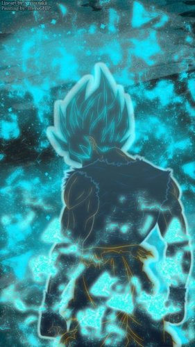 Goku Ultra Instinct Wallpaper 1 1 Download Apk Android Aptoide