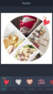 Mixoo Collage - Photo Frame Layout & Pic Grid screenshot 5