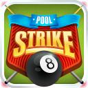 Pool Strike 在线8球池台球免费游戏