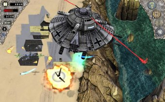 AirAttack HD Lite Screenshot