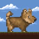 Gioco del cane  perso - gioca e trova la sua casa