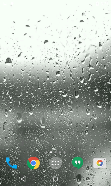 raindrops 3d live wallpaper download apk for android