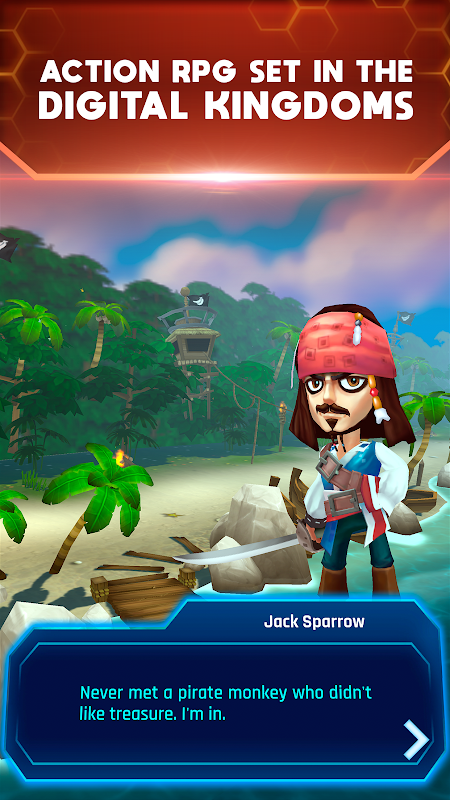 Disney Epic Quest screenshot 4