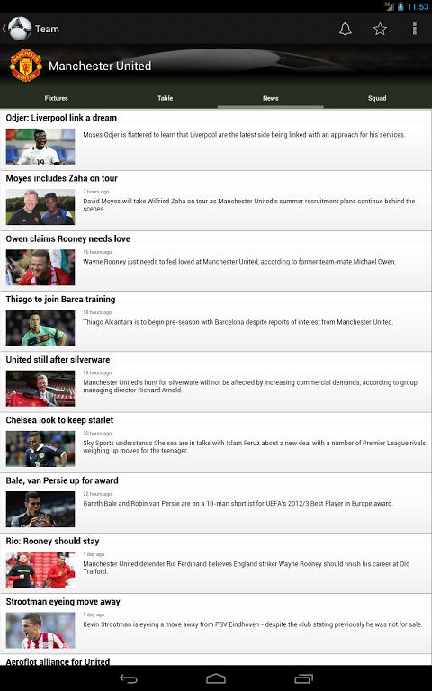 Soccer Scores - FotMob screenshot 2