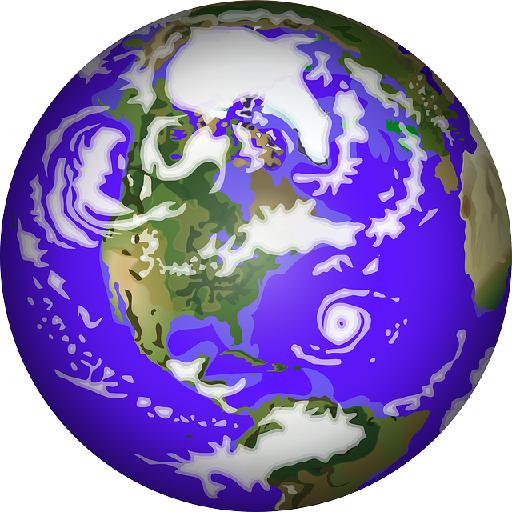 Wiatromierz - Mapa Wiatrów