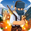 Pixel Battleground Gun: San Andreas Battle Royale