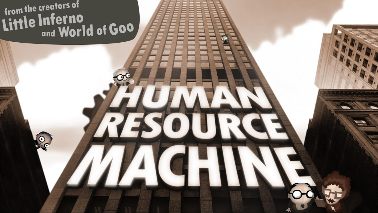 Human Resource Machine screenshot 1