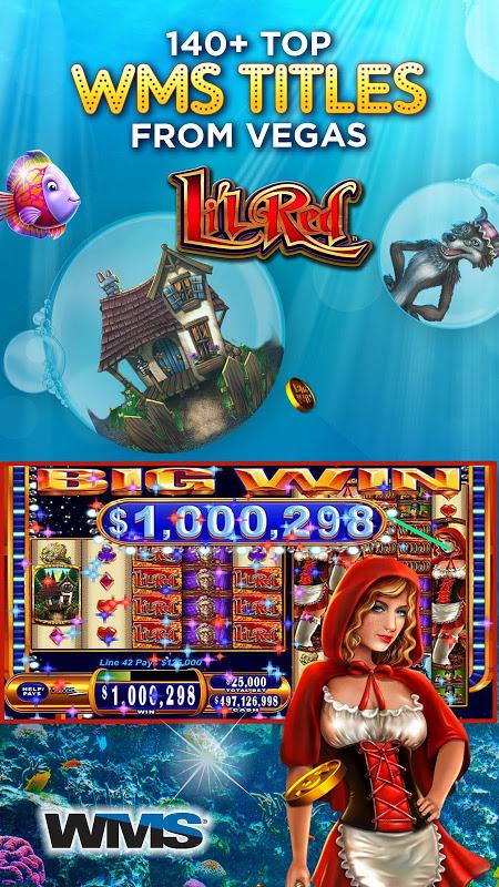 Gold Fish Casino Slots– Online Casino Games Free screenshot 1