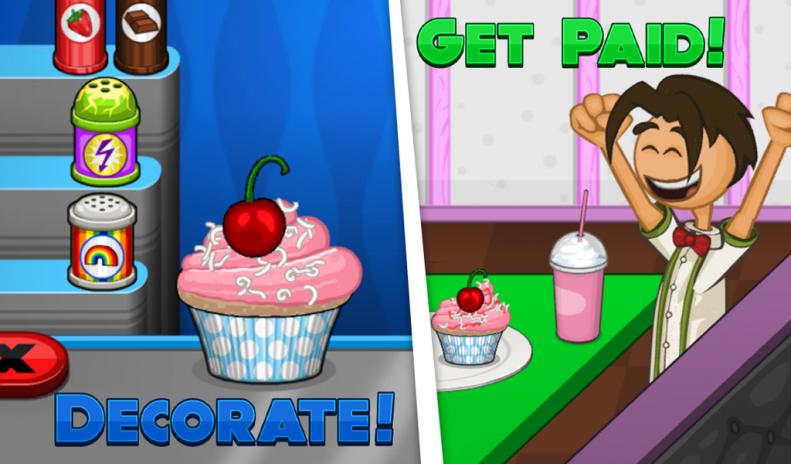 Papa's cupcakeria to go! 1. 1. 0 загрузить apk для android aptoide.