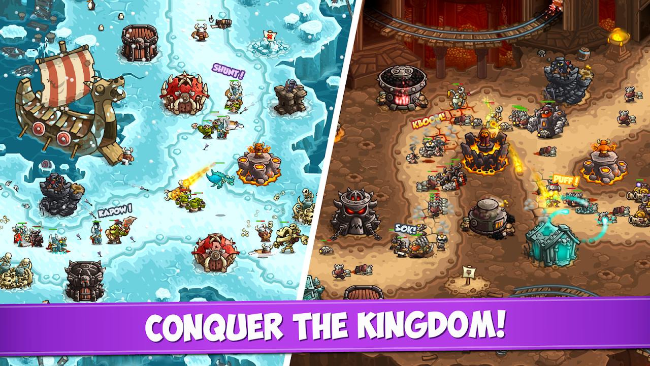 Kingdom Rush Vengeance screenshot 2