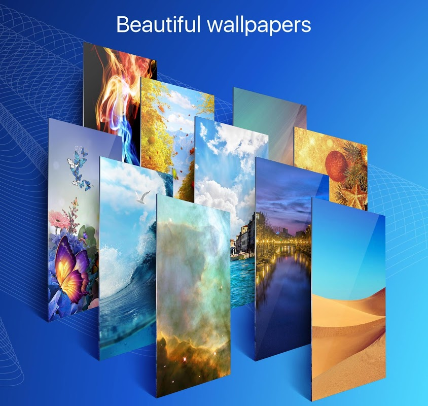 Ace Launcher - 3D Themes&Wallpapers screenshot 2
