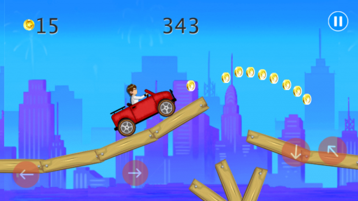 Ben Car Hill Climb screenshot 1