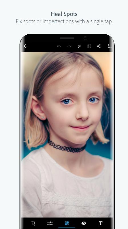 Adobe Photoshop Express:Photo Editor Collage Maker screenshot 7