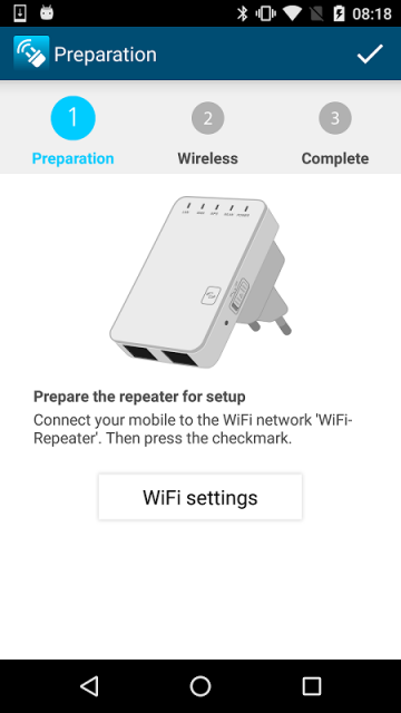 Maginon Wifi-Repeater | Download APK for Android - Aptoide