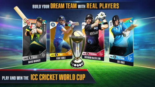 ICC Pro Cricket 2015 screenshot 1