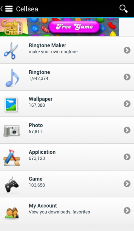 Cellsea Ringtones Wallpapers 68 Download Apk For Android