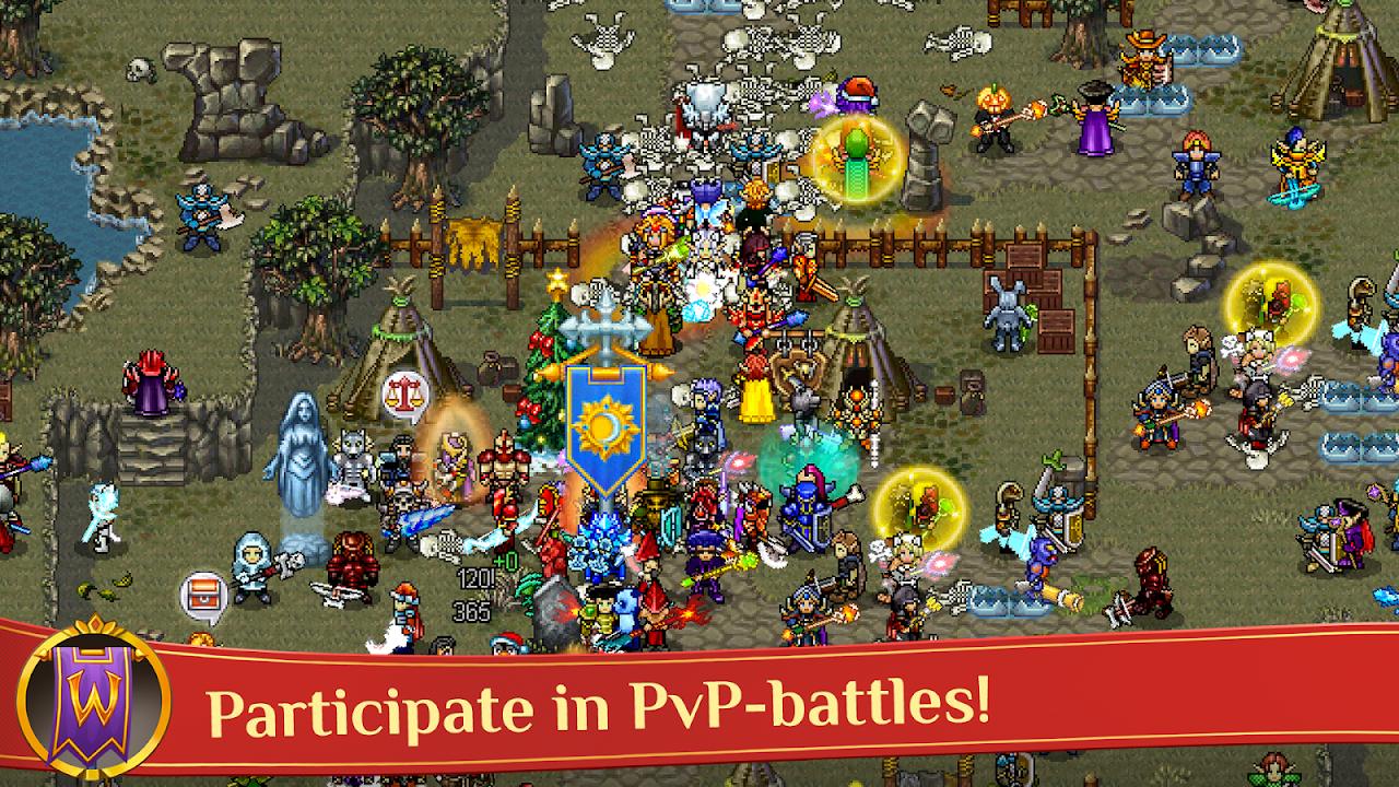 Warspear Online screenshot 2