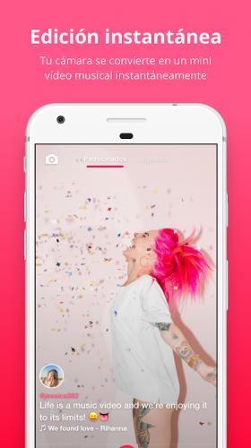 Lomotif - Edita música y vídeo screenshot 3