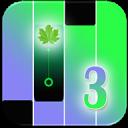 Green Piano Tiles 3