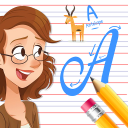 Kids Learn Cursive Writing - Cursive For Toddlers
