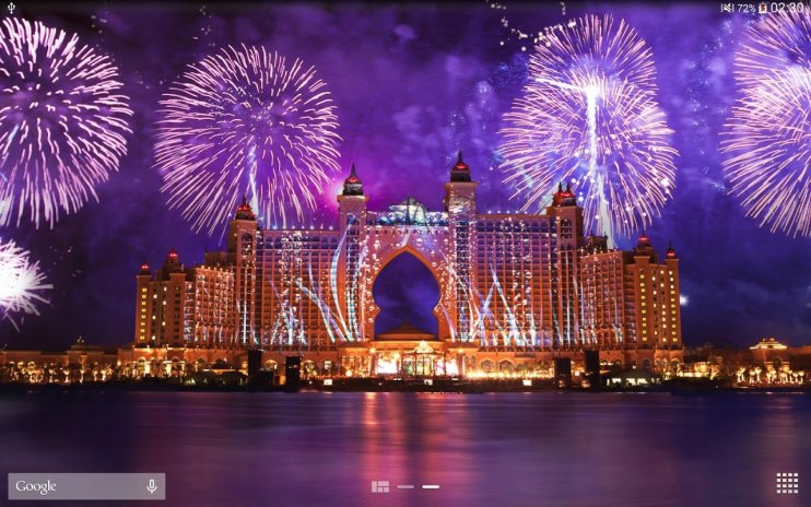 fireworks live wallpaper pro screenshot 14