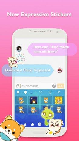 descargar teclado de emojis 2018 adorables emoticonos