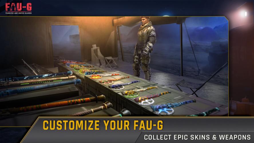 FAU-G screenshot 2