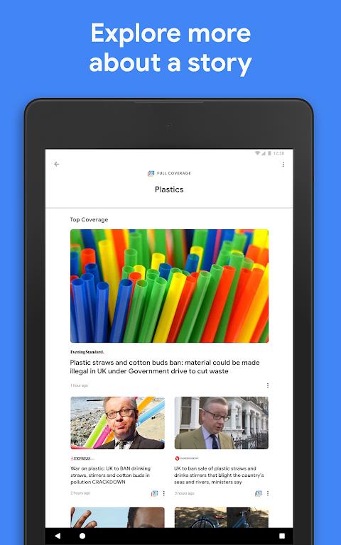Google Play Newsstand screenshot 7