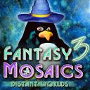 Fantasy Mosaics 3 [PAID $1.99]: Distant Worlds