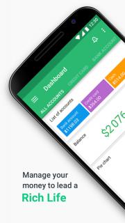 Wallet - Money, Budget, Finance Tracker, Bank Sync screenshot 1