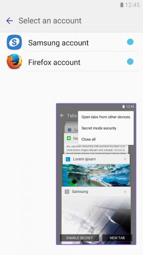 Samsung Internet Browser screenshot 7