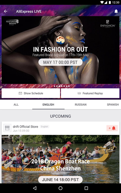 AliExpress Shopping App- $100 Coupons For New User screenshot 8