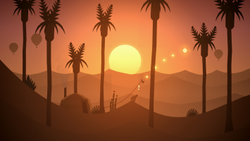 Alto's Odyssey Screen