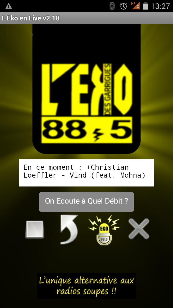Eko Radio Station screenshot 1