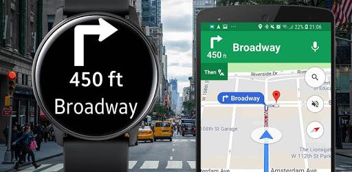 Navigation Pro: Google Maps Navi on Samsung Watch 10 11