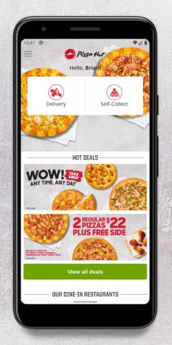Pizza Hut Singapore 4 3 26 Download Android Apk Aptoide