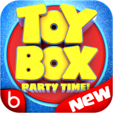 Toy Box Party Story Time - toys drop game! Icon