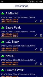 Altimeter screenshot 6