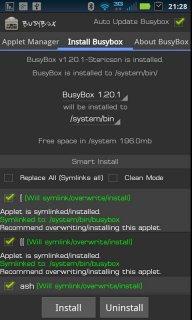 BusyBox Pro screenshot 4