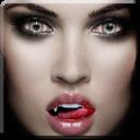Vampire Eyes Live Wallpaper