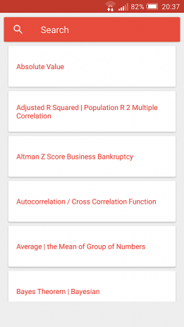 Statistical Calculator Free 1 1 Download APK for Android