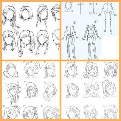 Wie Anime Mädchen Zu Zeichnen 1 0 Laden Sie Apk Für Android Herunter