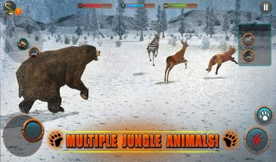 Bear Revenge 3D v 1.0 (Mod Money/Ad-Free) 3
