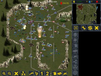 RedSun RTS: Strategy PvP screenshot 8