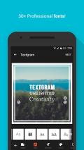 Textgram Screenshot